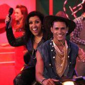 Regina Casé lamenta morte de dançarino do 'Esquenta', no Rio: 'Tristeza imensa'
