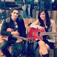 Fiuk e Sophia Abrahão planejavam uma turnê juntos