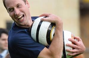 Príncipe William planeja vir ao Brasil para acompanhar a Inglaterra na Copa