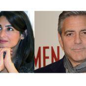 George Clooney pediu namorada Amal Alamuddin em casamento de joelhos