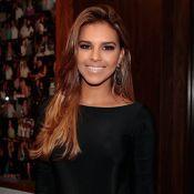 Mariana Rios aparece loira após o fim das gravações de 'Além do Horizonte'