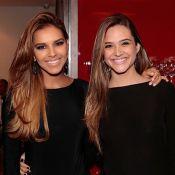Mariana Rios e Juliana Paiva conferem final de 'Além do Horizonte' com elenco