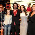 Em 'Correio Feminino', Cintia Dicker também foi dirigida por Luiz Fernando Carvalho