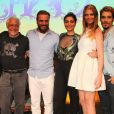 Em 'Meu Pedacinho de Chão', Cintia Dicker atua com Antonio Fagundes, Rodrigo Lombardi e Juliana Paes