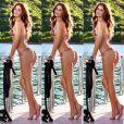Cintia Dicker é uma das 30 modelos mais sexy do mundo, segundo o site 'Models.com'