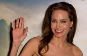Angelina Jolie não quer que os filhos sejam atores: 'Nenhum de nós quer'