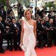 Lady Victoria Hervey prestigia o tapete vermelho da première de 'The Search' no Festival de Cannes 2014