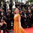 Zhao Tao prestigia a première de 'The Search' no Festival de Cannes 2014