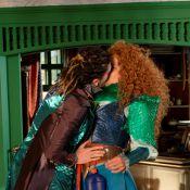 'Meu Pedacinho de Chão': Fernando beija Gina depois de chamá-la de 'Gostosona'