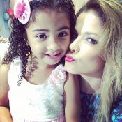 Alicia, filha mais velha de Samara Felippo, comemora 5 anos. Veja fotos!
