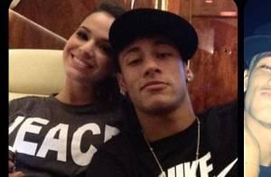 Bruna Marquezine e Neymar curtem juntos balada de rap em Santos