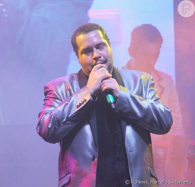Tiago Abravanel se apresenta no Boubon Festival Paraty 2014, Costa Verde do Rio de Janeiro, em 25 de maio de 2014
