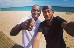 Thiaguinho torce por Neymar na Copa: 'É o projeto mais importante da vida dele'