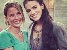 Debby Lagranha volta à TV como veterinária nos bastidores de novela: '2 paixões'