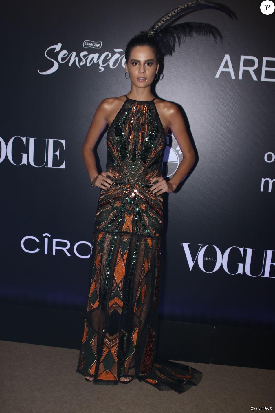 Maira Moura de Morena Rosa no Baile da Vogue, realizado no Hotel Unique, em  São Paulo, na noite desta quinta-feira, 1º de fevereiro de 2018 017d633013