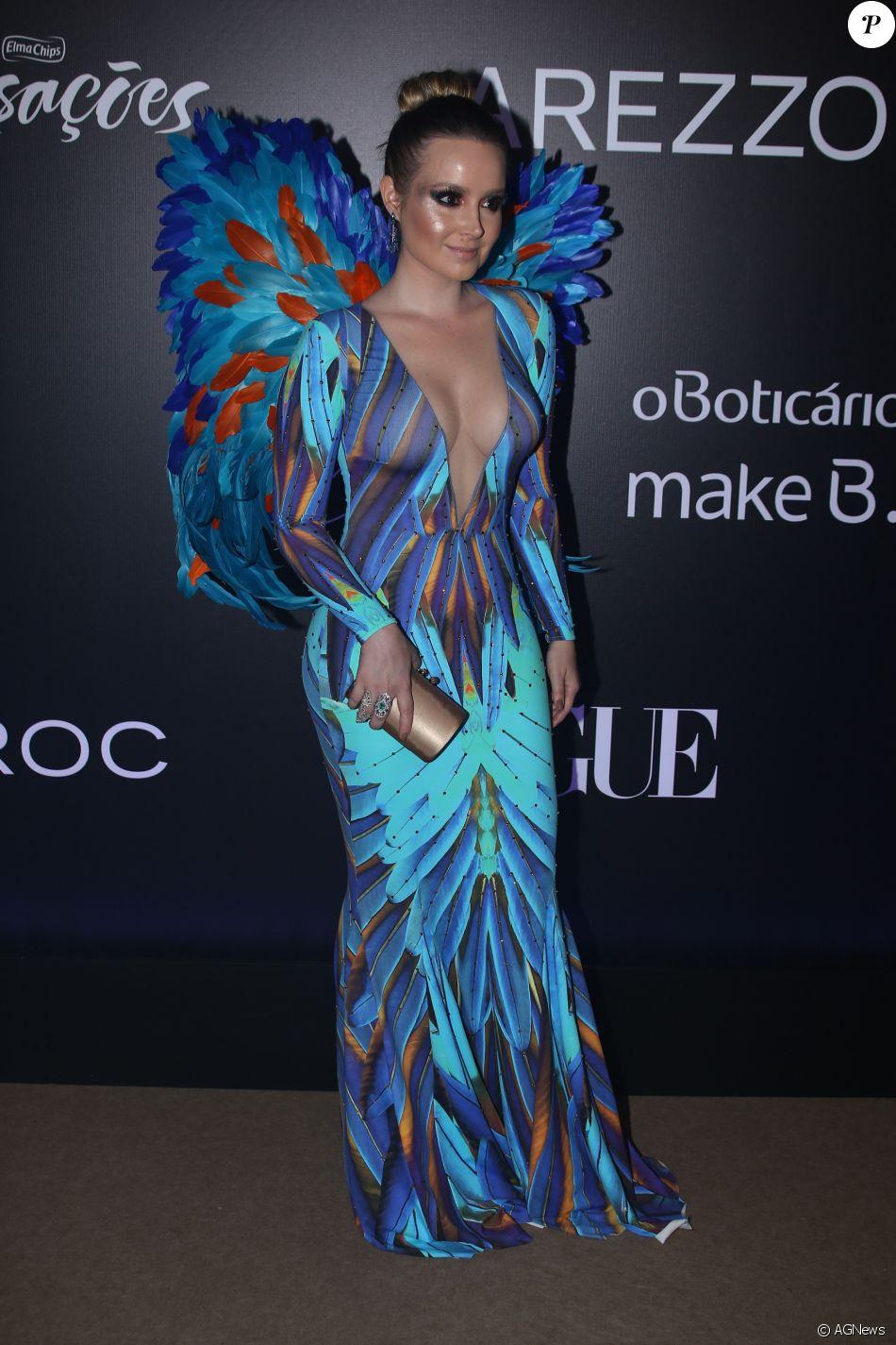Mariana Rage de Michelly X no Baile da Vogue, realizado no Hotel Unique, em  São Paulo, na noite desta quinta-feira, 1º de fevereiro de 2018 18d2caa090