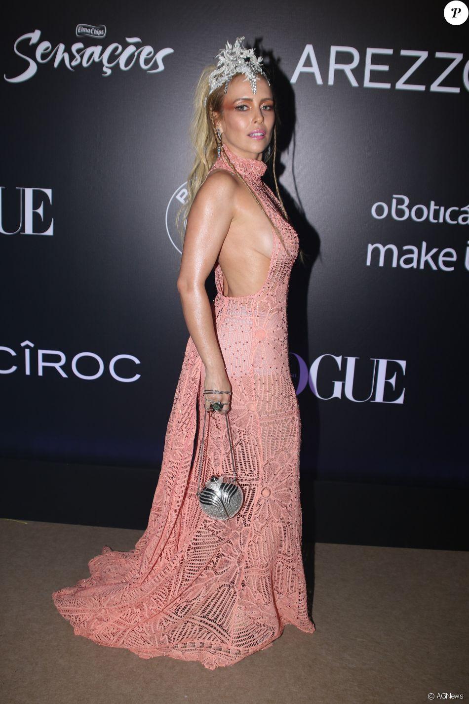Fernanda Nobre no Baile da Vogue, realizado no Hotel Unique, em São Paulo,  na noite desta quinta-feira, 1º de fevereiro de 2018 31db6ea31c