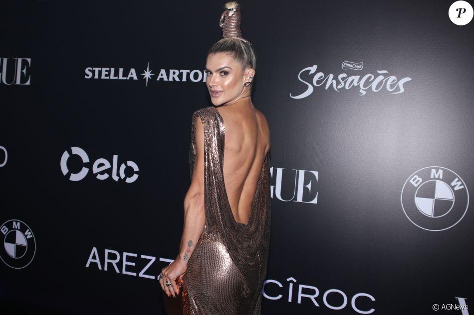 Mirella Santos no Baile da Vogue, realizado no Hotel Unique, em São Paulo,  na noite desta quinta-feira, 1º de fevereiro de 2018 5be6e8cef3