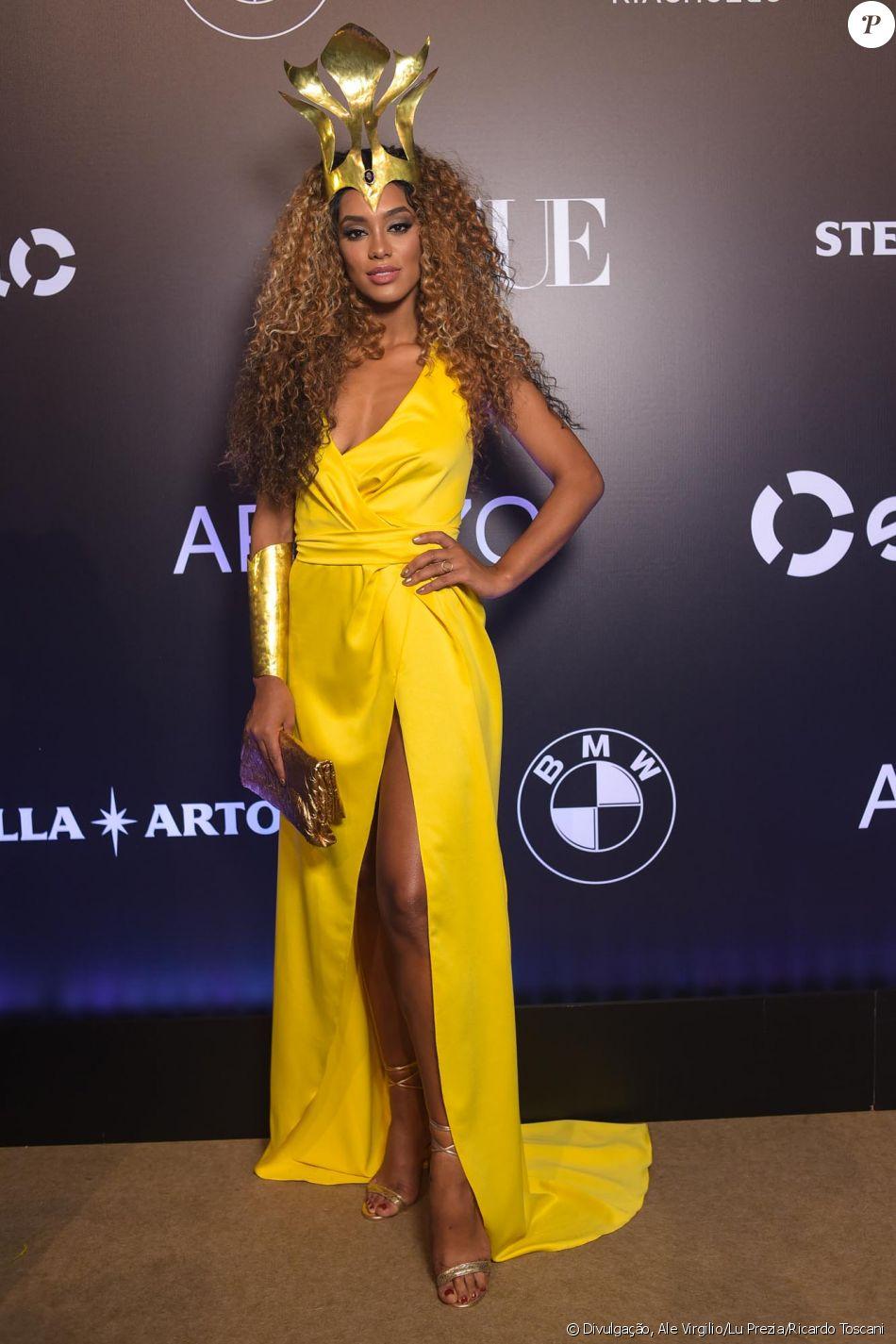 Raissa Santana de Apartamento 03 no Baile da Vogue, realizado no Hotel  Unique, em São Paulo, na noite desta quinta-feira, 1º de fevereiro de 2018 53033f9d23