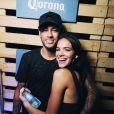 Bruna Marquezine assumiu que ela e Neymar já falam até sobre ter filhos