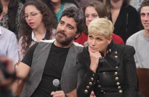 Xuxa diz, no 'Altas Horas', que não sabe quando volta à TV: 'Acho que nem 2015'
