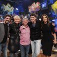 Xuxa Meneguel, Junno Andrade, Mateus Solano e Ivete Sangalo são os convidados do 'Altas Horas deste sábado, 7 de junho de 2014