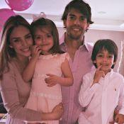 Luca, filho do jogador de futebol Kaká com Carol Celico, completa 6 anos
