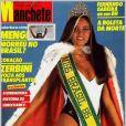 Márcia Gabrielle ganhou o título de Miss Brasil 1985