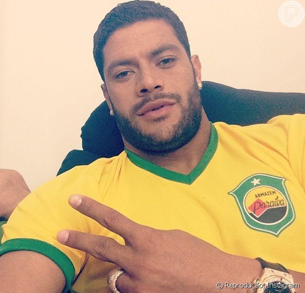 EXame de Hulk não constata lesão na coxa. O atacante ainda não sabe se vai jogar contra o México em 17 de junho de 2014