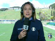 Fernanda Gentil pode ser a primeira narradora esportiva da TV Globo
