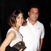 Bia Antony convida Ronaldo para seu casamento com Marcelo Ciampolini