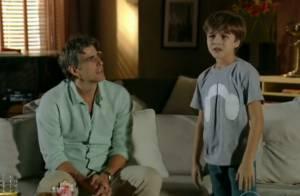 'Em Família': Ivan diz a Cadu que sabe sobre namoro entre Clara e Marina