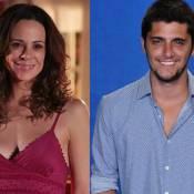 Vanessa Gerbelli e Bruno Gissoni estão na nova edição da 'Dança dos Famosos'