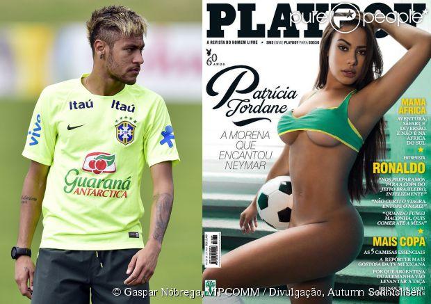 A revista Playboy foi foi notificada nesta terça-feira, 1 de julho de 2014, pela Justiça para retirar das bancas as revistas de junho, que trazem Patrícia Jordane na capa