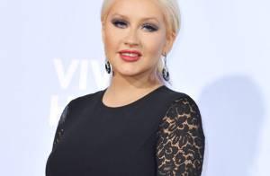 Ex-marido de Christina Aguilera finalmente retira pertences de mansão da cantora
