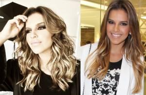 Mariana Rios exibe fios mais claros: 'Amando meu novo cabelo'