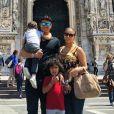 Thiago Silva tem o apoio da mulher, Isabelle, nos momentos difíceis