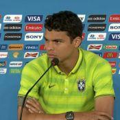 Thiago Silva diz antes de jogo do Brasil: 'Sou campeão dentro e fora do campo'