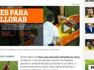 Imprensa internacional repercute saída de Neymar da Copa do Mundo: 'Pra chorar'