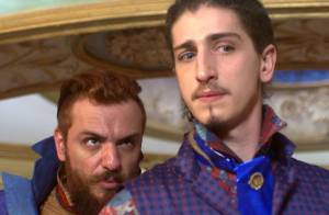 'Meu Pedacinho de Chão': Pedro exige que Epa peça Gina em casamento para Nando