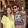 Daniel Alves e Thaíssa Carvalho terminam namoro de dois anos. A atriz usou seu Instagram para falar sobre o assunto: 'Sem mágoas' (15 de julho de 2014)