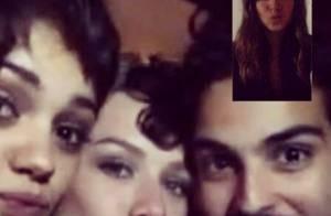 Thaila Ayala mata saudades de Sophie Charlotte e Fiorella Matteis pela internet