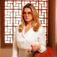 Leticia Spiller vai interpretar uma mulher discreta e contida na novela 'Boogie Oogie'