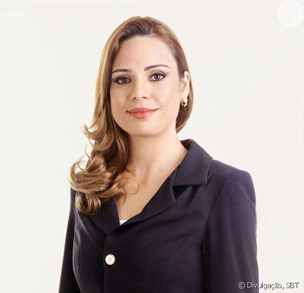 Rachel Sheherazade vai ter que esperar até o fim das eleições para voltar a dar suas opiniões no SBT