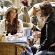 Luiza (Bruna Marquezine) conhece um músico charmoso em Paris, no último capítulo de 'Em Família'