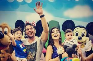 Juliana Paes sobre casamento após chegada dos filhos: 'Intimidade machucada'