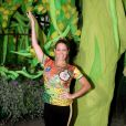 Danielle Winits é uma das celebridades convidadas para desfilar na Grande Rio, em 2013