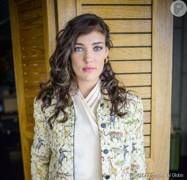 Adriana Birolli voltará à 'Império' como Amanda, sobrinha de Maria Marta (Lilia Cabral): 'O retorno dela dará uma conturbada na família'