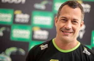 Malvino Salvador conta que é adepto da depilação: 'Para praticar jiu-jitsu'