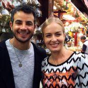 Anderson Di Rizzi vende bacalhau em programa com Angélica